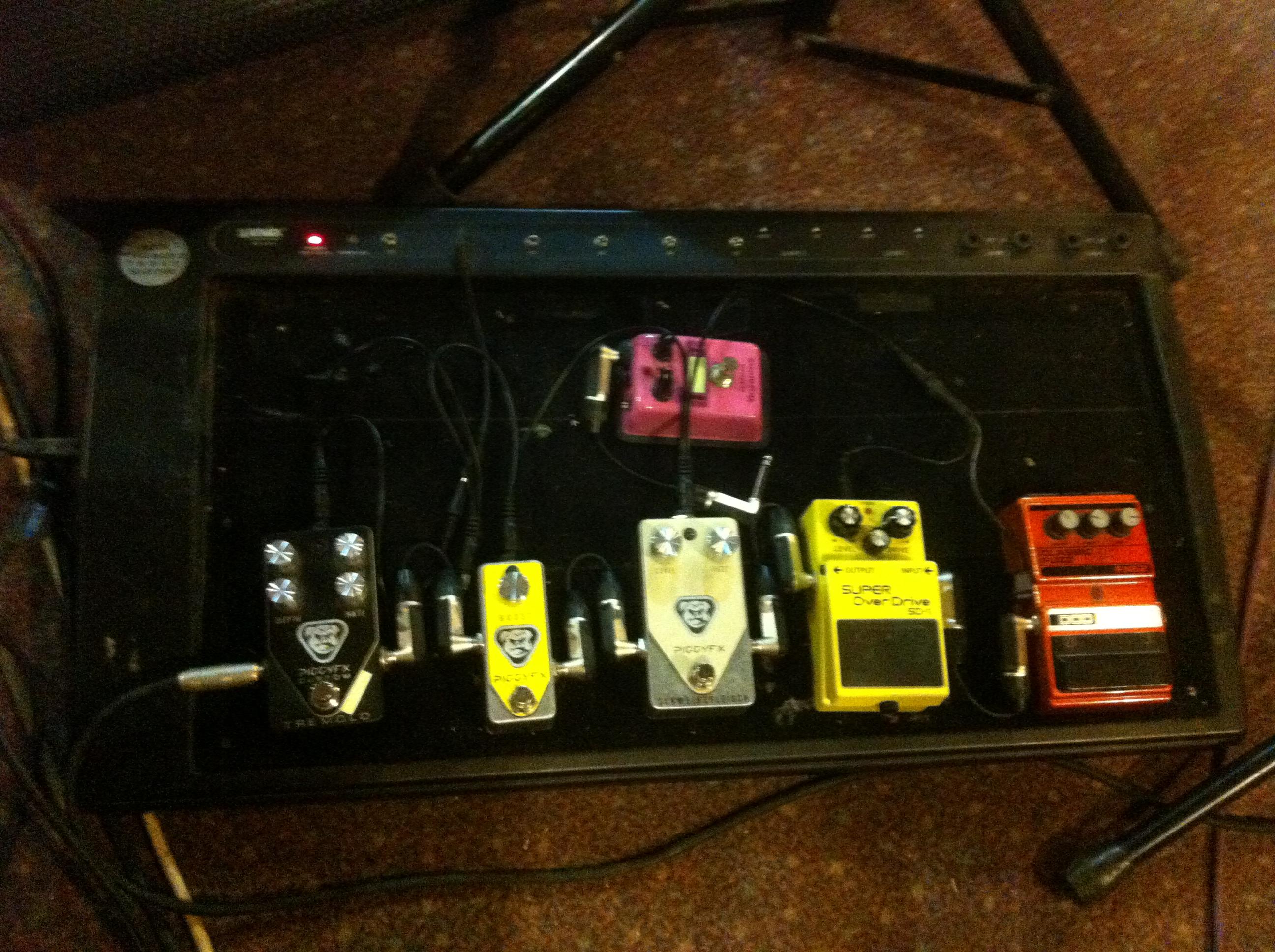 אפקטים לגיטרה
